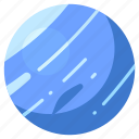 astronomy, galaxy, neptune, planet, space, system, universe icon