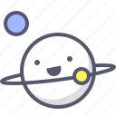 cosmos, globe, planet, planets, solar, space, system icon