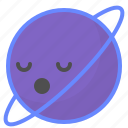 cosmos, globe, neptune, planet, solar, space, system icon