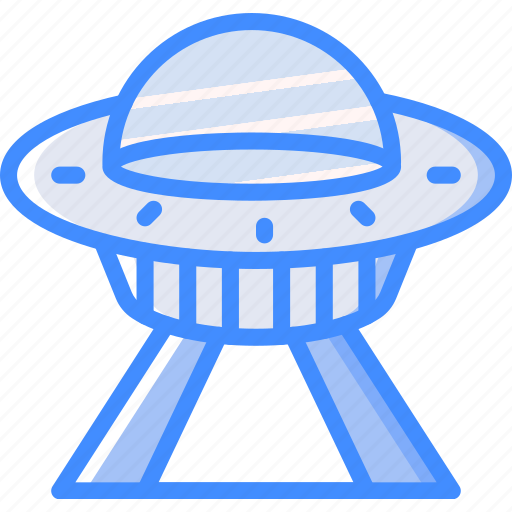 Astronaut, space, ufo icon - Download on Iconfinder