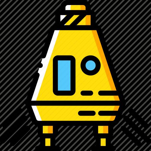 Astronaut, lunar, module, space icon - Download on Iconfinder