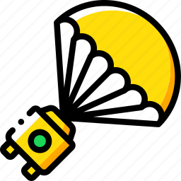 astronaut, entry, module, re, space icon