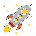 launch, mission, promotion, rocket, seo, space
