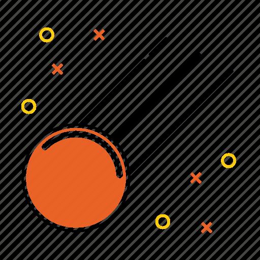 shooting, shooting star, space, star, stars icon