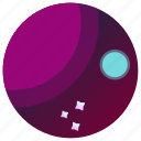 astronomy, planets, space, stars, universe icon