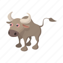 animal, bull, bullfight, cartoon, horn, spain, spanish icon
