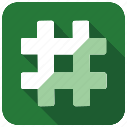 cross, crosshatch, hash, hashtag, number, sign, tag icon
