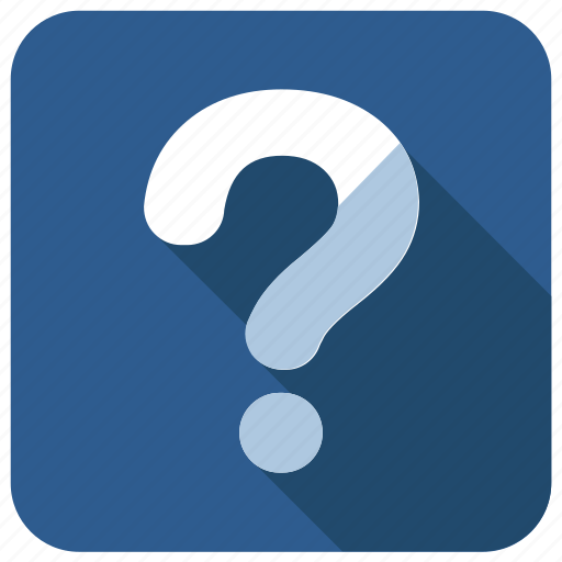 character, mark, mystery, punctuation, question, special, unknown icon