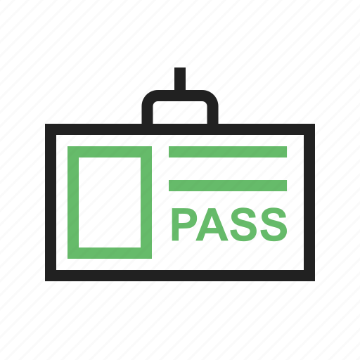 business, card, credit, hand, pass, security, vip icon