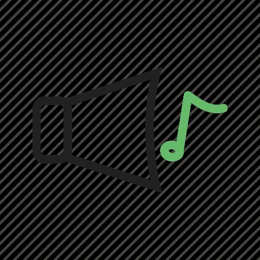 audio, equalizer, music, radio, sound, technology, wave icon