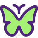 animals, butterfly, cute, kids, nature, pets icon