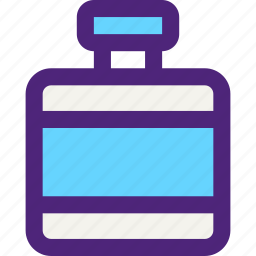 activity, bottle, camping, hiking, outdoor, water, wild icon