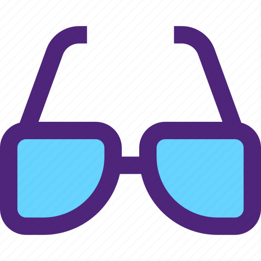 apparel, clothes, clothing, dress, outfit, sunglasses icon
