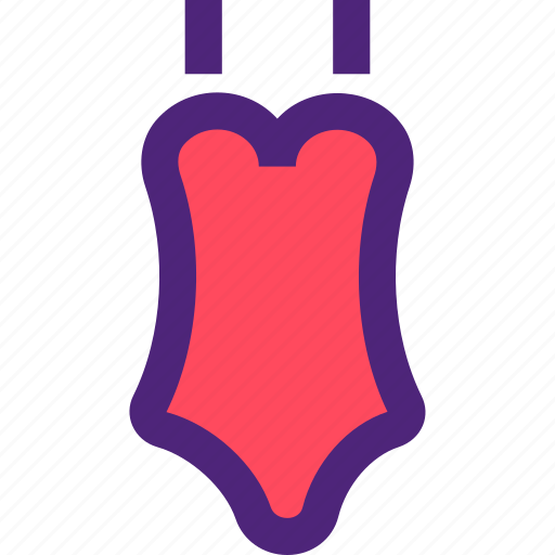 apparel, clothes, clothing, dress, outfit, swim, underwear icon