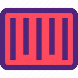 barcode, business, commerce, economics, marketing, trade icon