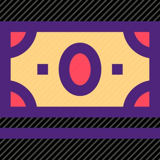 banknote, business, commerce, economics, marketing, money, trade icon