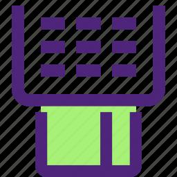 business, commerce, economics, marketing, pos, trade icon