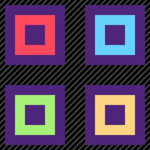 business, code, commerce, economics, marketing, qr, trade icon
