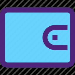business, commerce, economics, marketing, trade, wallet icon