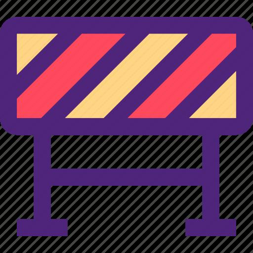 architecture, barricade, build, construction, development, manufacture icon