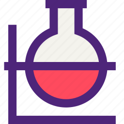 bottle, culture, education, experiment, learn, school, study icon