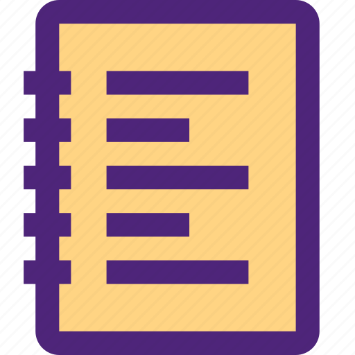culture, document, education, learn, note, school, study icon