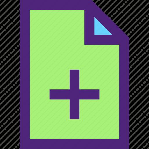 add, archive, computer, digital, document, file, files icon