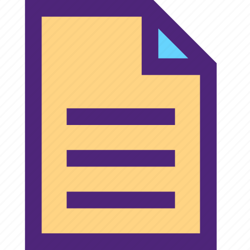 archive, computer, contents, digital, document, file, files icon