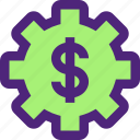 business, commerce, economics, finance, money, plan icon