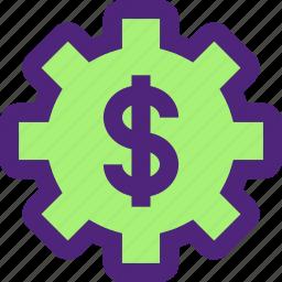 business, commerce, economics, finance, money, plan icon
