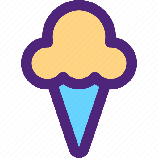 cream, diet, food, grocery, ice, meal, snack icon