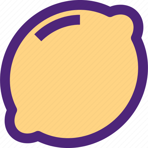 diet, food, grocery, lemon, meal, snack icon