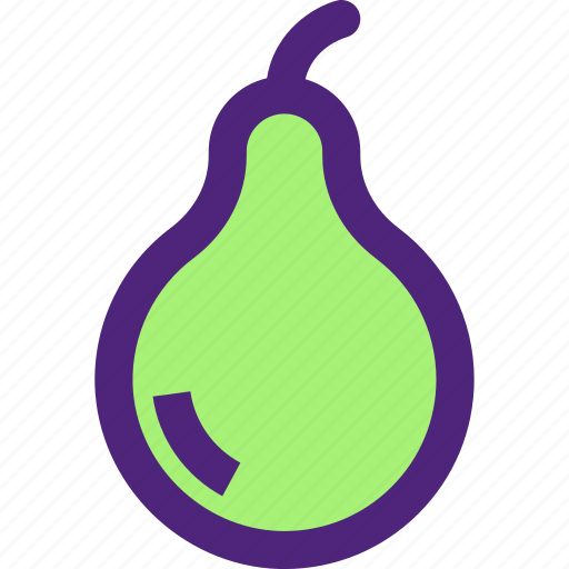 diet, food, grocery, meal, pear, snack icon