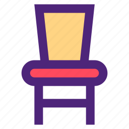 appliance, chair, devices, furniture, gadgets, goods icon