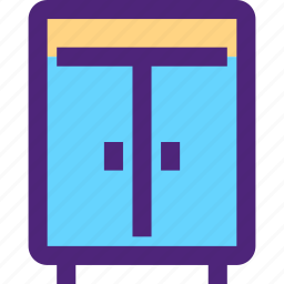 appliance, devices, furniture, gadgets, goods, wardrobe icon