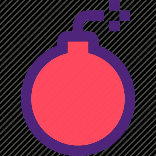adventure, bomb, entertainment, fun, games, play icon