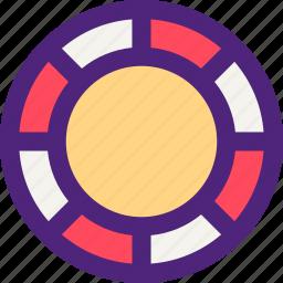 adventure, casino, entertainment, fun, games, play, tips icon