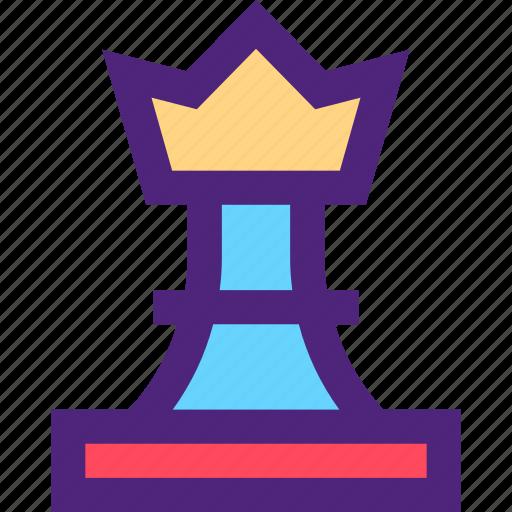 adventure, chess, entertainment, fun, games, king, play icon