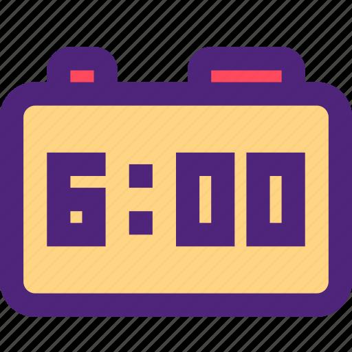 alarm, clock, diet, energy, fitness, health, silhouette icon