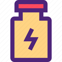 diet, energy, fitness, health, pills, power, silhouette icon