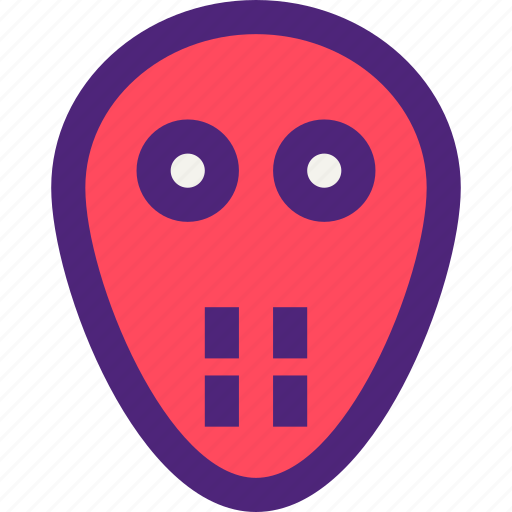 anniversary, celebration, ceremony, feast, halloween, holidays, mask, scary icon