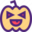 anniversary, celebration, ceremony, feast, halloween, holidays, pumpkin, scary icon