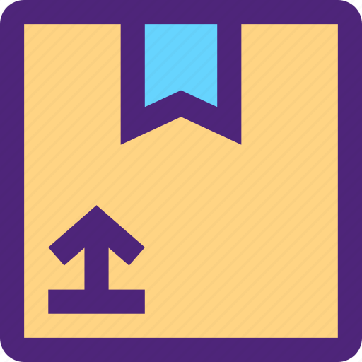 box, business, commerce, industry, manufactory, product, production icon