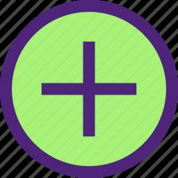 add, app, communication, interaction, interface, web icon