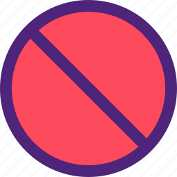 allowed, app, communication, interaction, interface, not, web icon