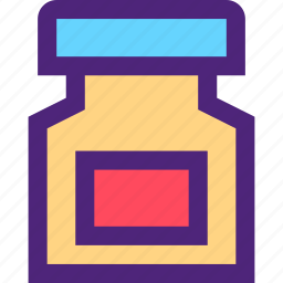 bottle, doctor, heal, health, hospital, medical, pill icon