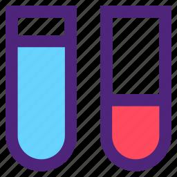 bottles, doctor, heal, health, hospital, medical, sample icon