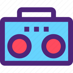 melody, music, old, song, sound, system, tune icon