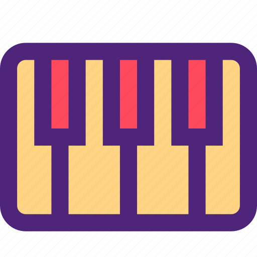 melody, music, piano, song, sound, tune icon
