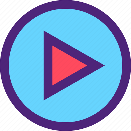 button, melody, music, play, song, sound, tune icon